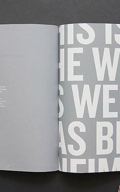 9   This Typography Visualizes What It's Like To Be Dyslexic   Co.Design   business + design
