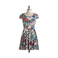 Elaborate Expression Dress