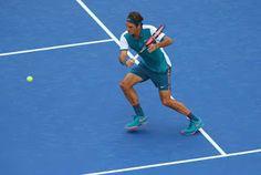Blog Esportivo do Suíço: Federer passeia contra argentino e avança à segunda rodada do US Open