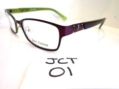 new juicy couture eyeglass frame j4124 jct 01