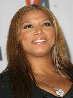 Queen Latifah. Her hair iis always on point