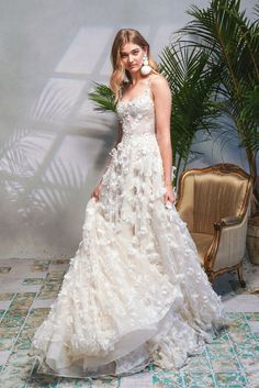 5ed76cabcdb Bridal Couture. Simple Lace Wedding DressCustom ...