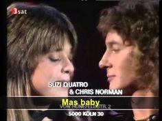 Chris Norman & Suzi Quatro - Stunblin`In - Tradução em Português.