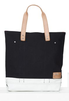 Diesel Men's Bags SS14 - PLAYGO - Canvas with hand painted bottom