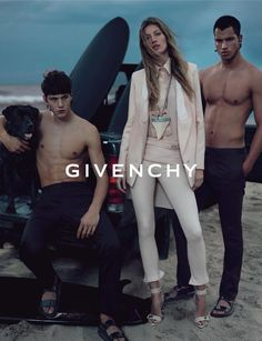 Givenchy SS12 Campaign
