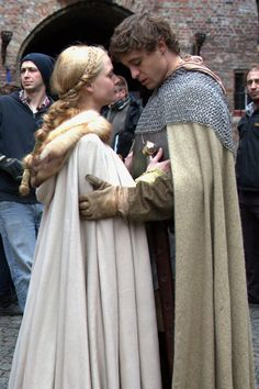 The White Queen - Elizabeth and Edward