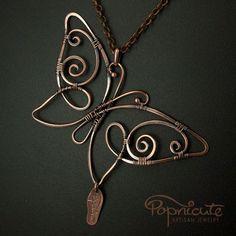Resultado de imagem para wire butterfly