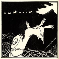 The Story of Venus and Tannhauser Aubrey Beardsley