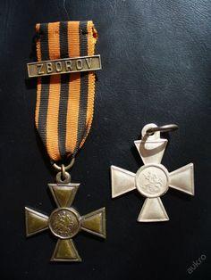 2 kříže Sv. Jiří (6236822189) - Aukro - největší obchodní portál Wall Lights, Faith, History, Home Decor, Appliques, Historia, Decoration Home, Room Decor, Loyalty