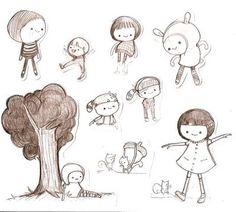 Cute Doodles.