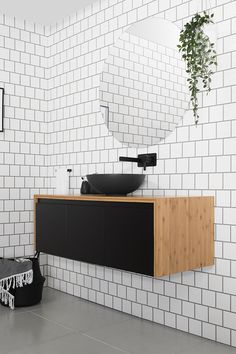 Kyoto Bamboo Vanity | Architectural Designer Products