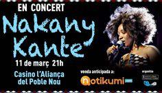 Nakany Kanté http://danzateatro.es/nakany-kante-en-concierto-en-barcelona/