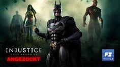 #Injustice - Götter unter uns! - Jetzt bei #Timply in der Vorschau.