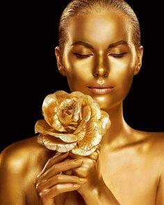 Metallic Bodies, Full Hd Wallpaper, Apple Wallpaper, Coloured Girls, Gold Aesthetic, Gold Makeup, Honey Colour, Black Paper, Gel Pens