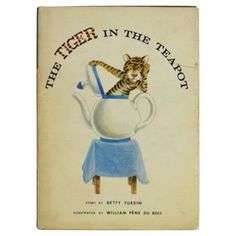 Check out this item at One Kings Lane! The Tiger in the Teapot
