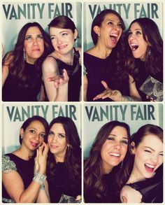 Love all of these ladies, I would've given anything to be in that photobooth.