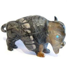 Zuni buffalo fetish