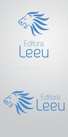 Editora Leeu by Prispa Castelo Branco, via Behance