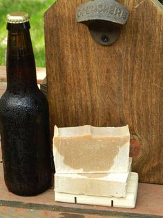 FatHouse Black and Tan Beer Soap in MyTipBox Collection's store on Consignd - $6.00