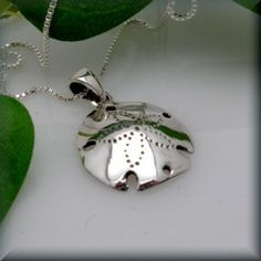 Sand Dollar  Necklace from Bonny Jewelry.