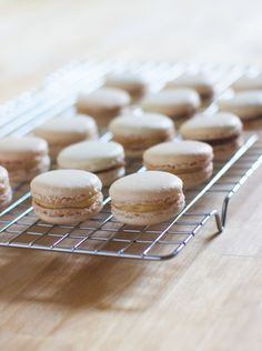 Making Macarons -  what I learned in Paris, by The Baker Chick