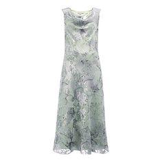 Jacques Vert Crystal devore dress Grey - House of Fraser Tweed Skirt, House Of Fraser, Karen Millen, Summer Dresses, Formal Dresses, Gray Dress, Mother Of The Bride, Fashion Outfits