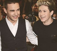 Liam and Niall=GORGEOUS!!!