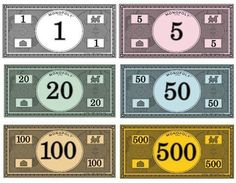 printable fake money free printable fake money template thirty one ideas money template. Black Bedroom Furniture Sets. Home Design Ideas