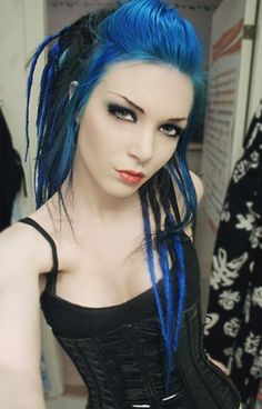 Sexy emo women