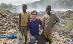 David Tennant: My Sport Relief Sierra Leone diary   David Tennant in west Africa reports on how the millions of pounds raised by Sport Relief is changing people's lives
