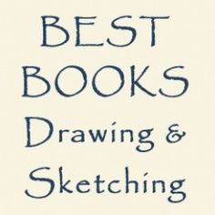 Do you want to learn how to draw? Want to find out which are the best books about drawing and sketching?