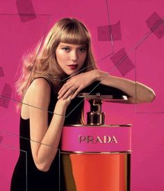 Image from http://www.cafleurebon.com/wp-content/uploads/2014/09/prada-candy-perfume-model-and-actress-L%C3%A9a-Seydoux.jpg.