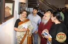 Prosenjit Chatterjee inaugurates 'Crossing 60', by distinguished artist Arpana Caur  Read more: http://sholoanabangaliana.in/blog/2016/01/13/prosenjit-chatterjee-inaugurates-crossing-60-by-distinguished-artist-arpana-caur/#ixzz3x66Ipise