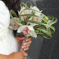 Quirky bridal bouquets