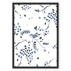 Compre Floral 4 de @luvprintz em posters de alta qualidade. Incentive artistas independentes, encontre produtos exclusivos.