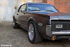 Ogłoszenie: Mercury Cougar 1968 Mercury Cougar 100% USA MUSCLE rej. zabytek - 114 000 PLN
