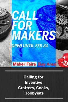 Bring your brilliance to Maker Faire! Show off your projects, process & demo your skills with the largest celebration of invention, creativity and hands-on learning. Maker Faire, Hands On Learning, Crafts To Make And Sell, Inspire Others, Bay Area, Inventions, Encouragement, Workshop, How To Apply