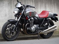 "Racing Cafè: Honda CB 1100 ""Wild-7"" by White House Japan"
