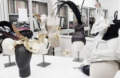 Millinery art at ACCADEMIA KOEFIA