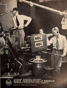RCA, 1950.