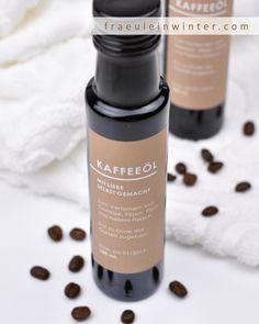 Kaffeeöl zum Würzen und Abschmecken selber machen | Fraeulein Winter Winter, Coffee Soap, Mushrooms, Diy, Cooking, Winter Time, Winter Fashion