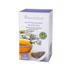 Earl Grey Lavender Tea  - Lavender tea helps with inflammation.