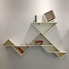 """Modern Italian Design  """"Bel Disegno"""" For Your Home Tangram Shelf White now featured on Fab."""