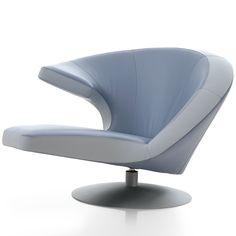 Design Fauteuil Parabolica van Leolux