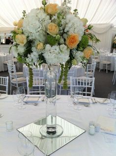 Lawless Flowers based in Limerick is the West of Ireland's leading florist and their heritage sp. Flower Centerpieces, Table Centerpieces, Table Decorations, Wedding Bouquets, Flowers, Centerpieces, Wedding Brooch Bouquets, Bridal Bouquets, Center Table Decorations