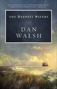 Today Only:  The Deepest Waters by Dan Walsh $0.99 // #kindle #bestseller #christian