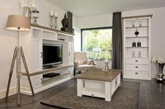 Soon to be mine! Solid Wood Furniture, Fine Furniture, Richmond Interiors, Shops, Shabby, Victoria, Open Kitchen, Modern Farmhouse, Bookcase
