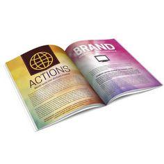 Get Multi-Page Full Color Booklets Printing Services Online at PrintShaq.Com