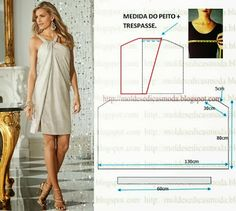 I choose the Crisis ... SEWING: Easy Party Dress, without skipper