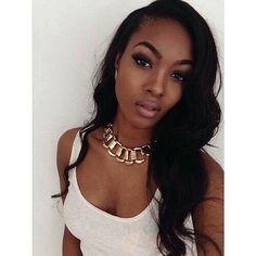 #eyebrows #eyebrowsonpoint #contouring #instafamous #dope #highlights #africangirl #allnatural #fashionista #luxurious #luxury #luxuriouslife #makeup #goldenredlips #makeuponpoint #glow #piercing #makeupartist #mac #makeupideas #anastasiabeverlyhills #naturalhair #sephora #extensions #blackgirls #slay #blackgirlsrock #blackwomen
